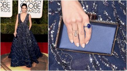 Jenna Dewan Tatum usou vestido Zuhair Murad com mais de $2 milhões em joias Lorraine Schwartz