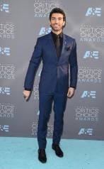 SANTA MONICA, CA - JANUARY 17: Actor Wes Bentley attends the 21st Annual Critics' Choice Awards at Barker Hangar on January 17, 2016 in Santa Monica, California. (Photo by Jason Merritt/Getty Images)