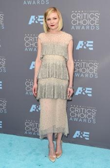 Kirsten Dunst, de Chanel