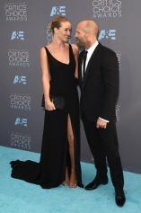 Rosie Huntington-Whiteley e Jason Statham
