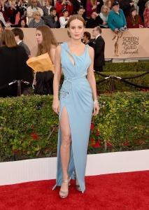 Brie Larson de Atelier Versace