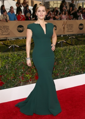 Kate Winslet de Armani