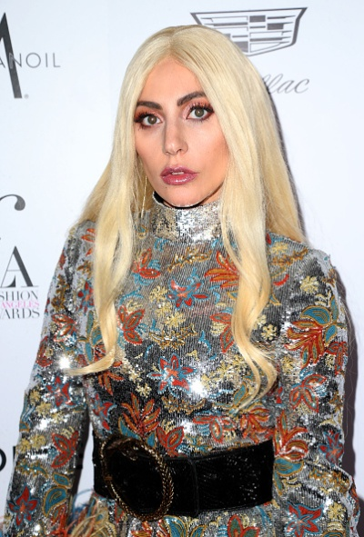 "WEST HOLLYWOOD, CA - MARCH 20: Honoree Lady Gaga attends the Daily Front Row ""Fashion Los Angeles Awards"" at Sunset Tower Hotel on March 20, 2016 in West Hollywood, California. (Photo by Frederick M. Brown/Getty Images)"