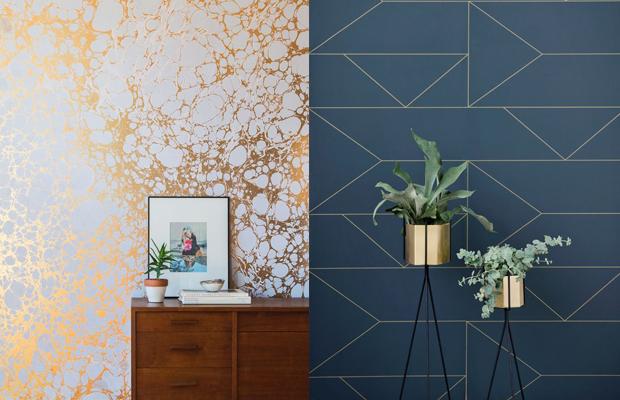 follow-the-colours-tendencia-decoracao-2016-papel-de-parede-metalizado