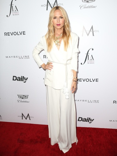 "WEST HOLLYWOOD, CA - MARCH 20: Designer Rachel Zoe attends the Daily Front Row ""Fashion Los Angeles Awards"" at Sunset Tower Hotel on March 20, 2016 in West Hollywood, California. (Photo by Frederick M. Brown/Getty Images)"