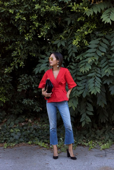 aimee_song_of_style_alexis_top_raw_hem_mother_denim