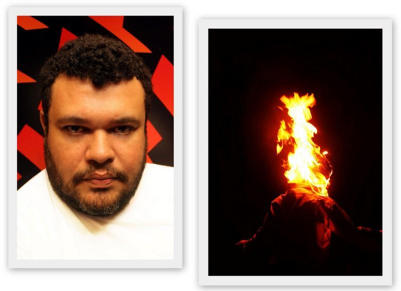 """536d14d0b7baa Arte  Lindemberg Freitas abrirá sua nova exposição """"Chamas"""" em Ateliê de  Fortaleza"""