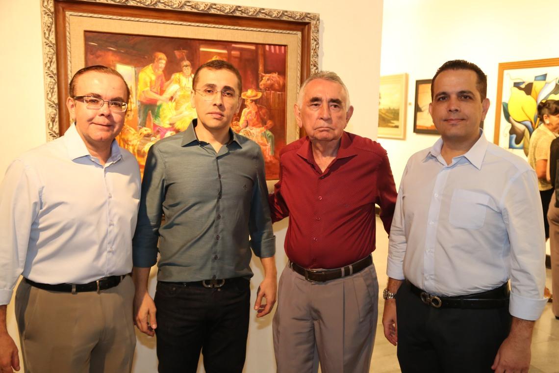 Alessandro, Delano, Walter e Germano Belchior