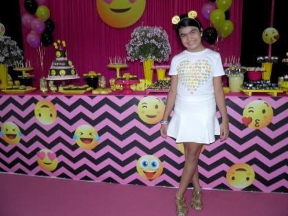 Sophia- Aniversário de 10 anos