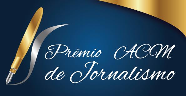 Logo Prêmio ACM de Jornalismo