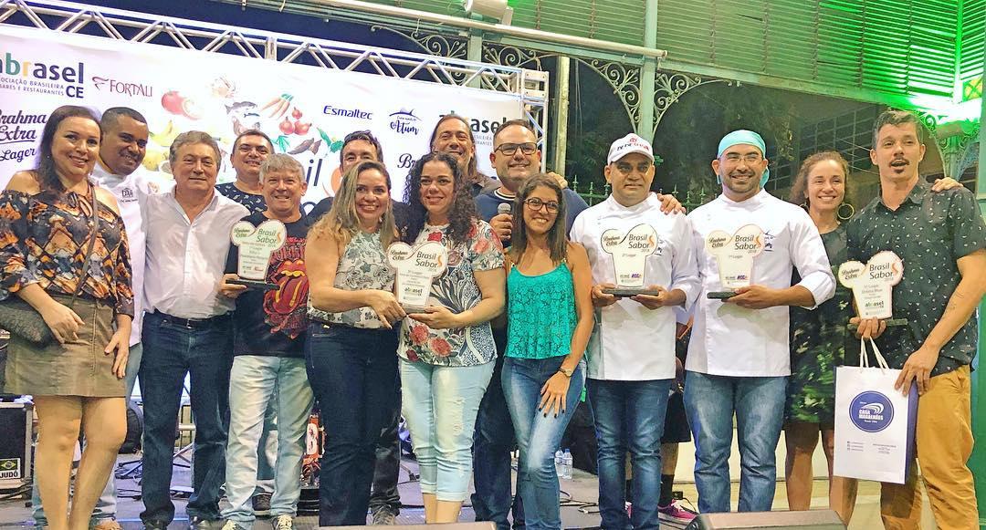 Ganhadores Festival Brasil Sabor 2018