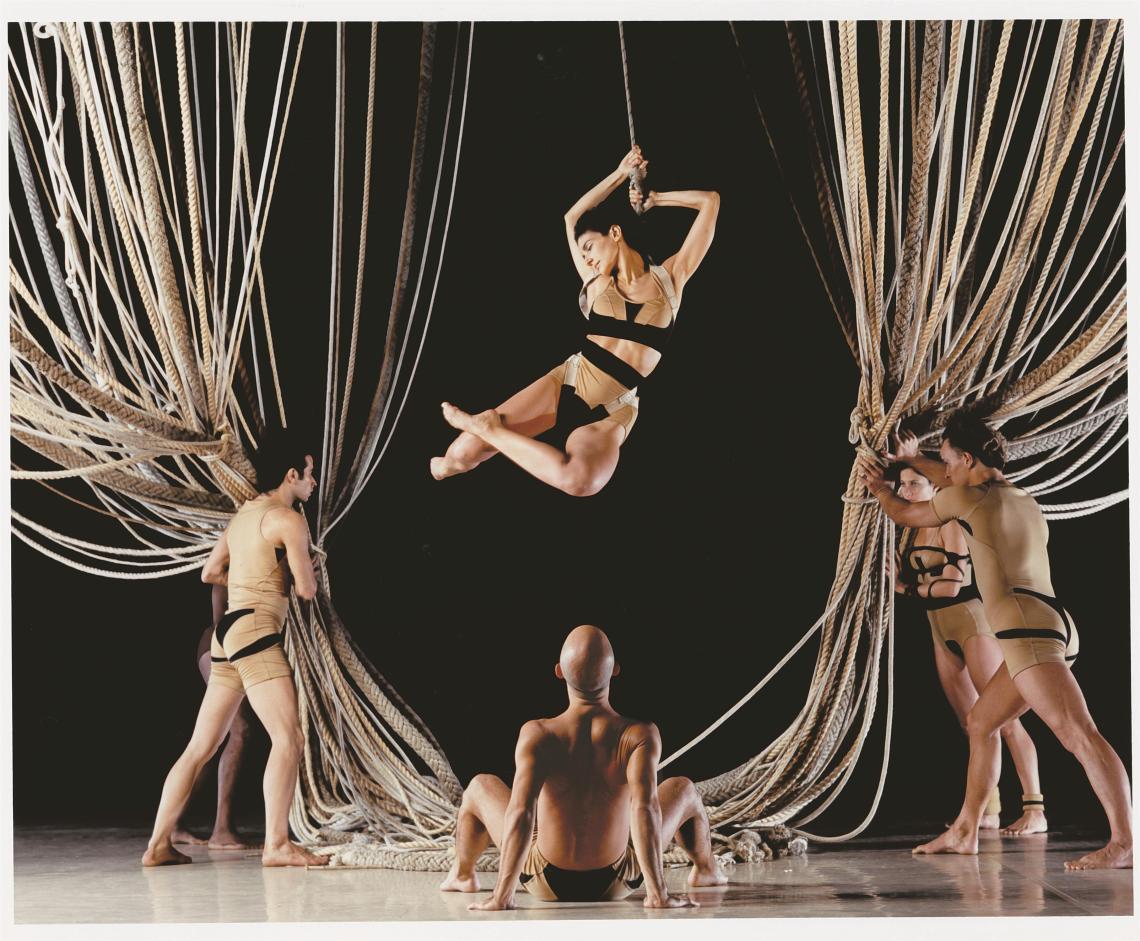 Espetáculo Nó_Cia de Dança Deborah Colker (7) Geral