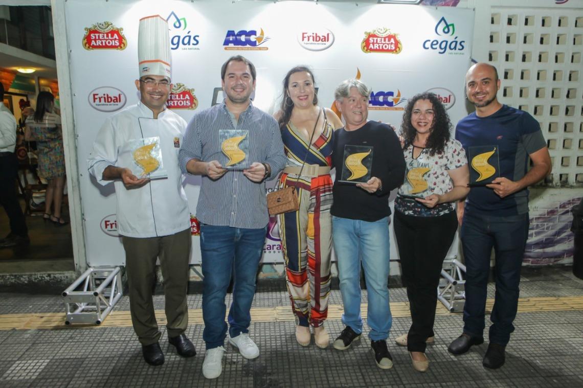 Ganhadores Festival Brasil Sabor 2019