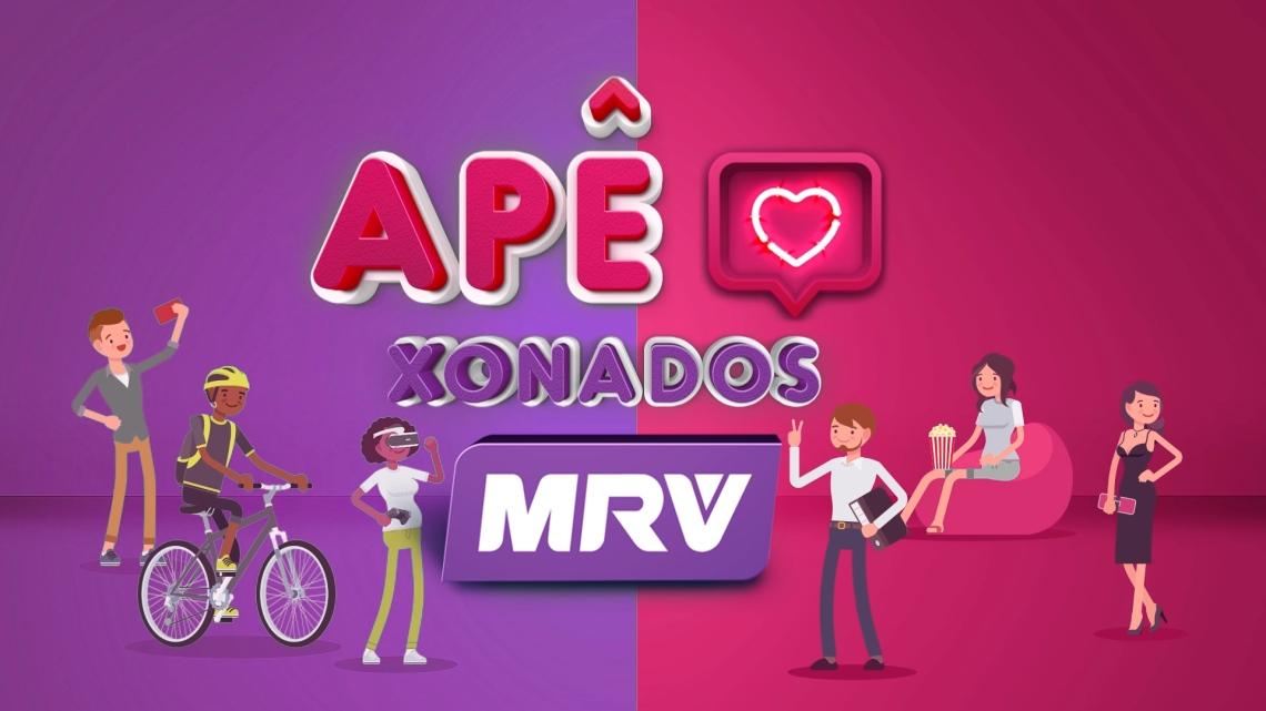 MRV criou uma brincadeira divertida de Dia dos Namorados para os internautas, ApêXonados (1)