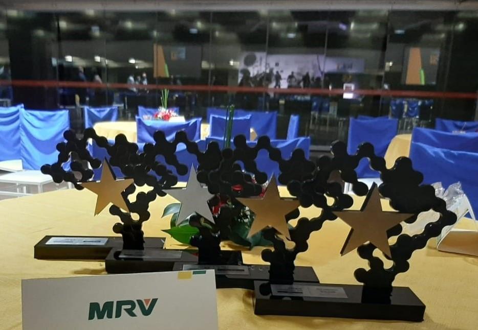 Premiação . Divulgação MRV
