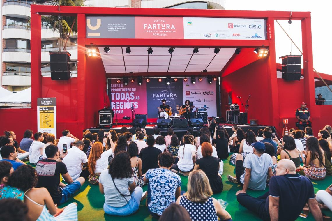 FORTALEZA - Foto Festival Fartura Divulgação