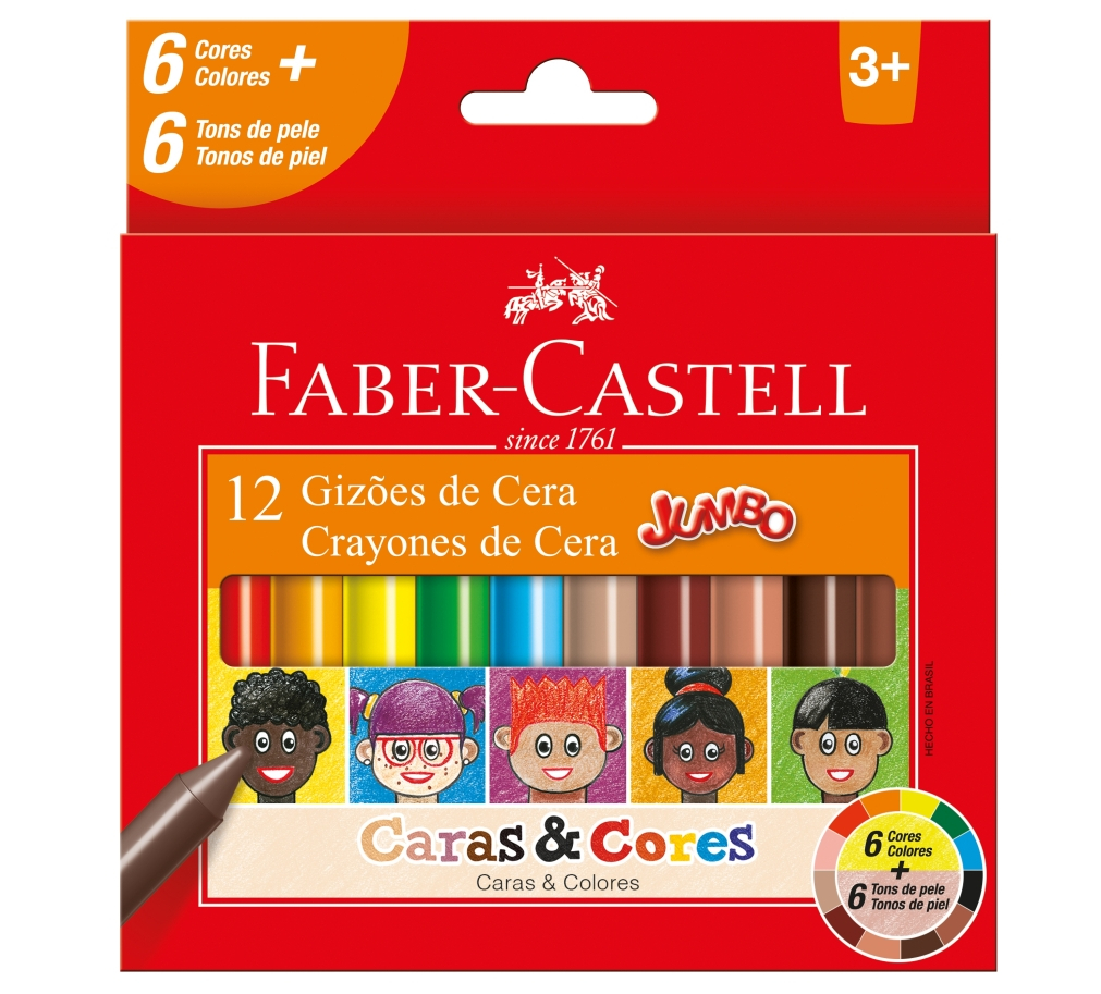 Faber Castell Caras & Cores