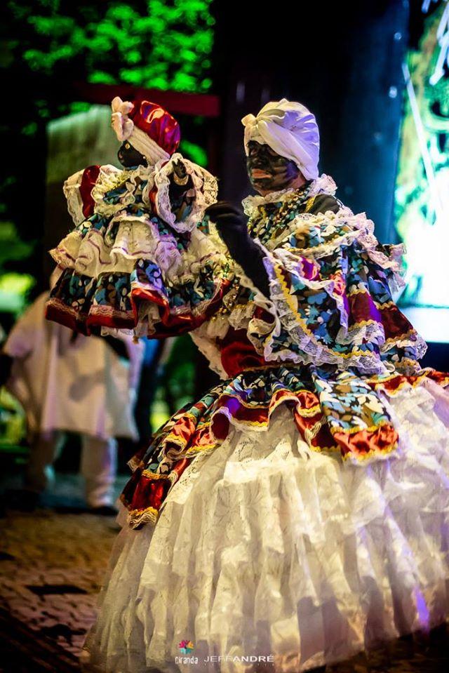 Foto Jeff André - Maracatu Nação Iracema