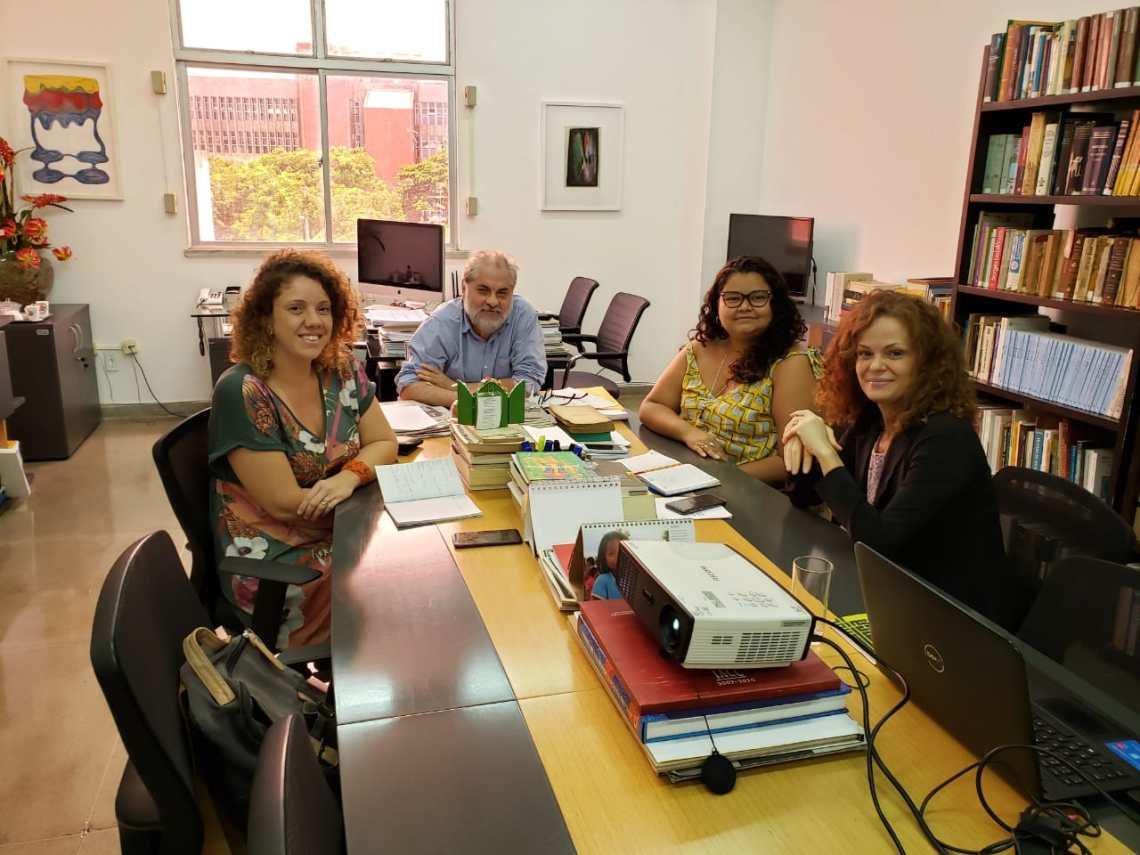 Cecília Bedê, Paulo Linhares, Nathalia Sobral e Natasha Faria2
