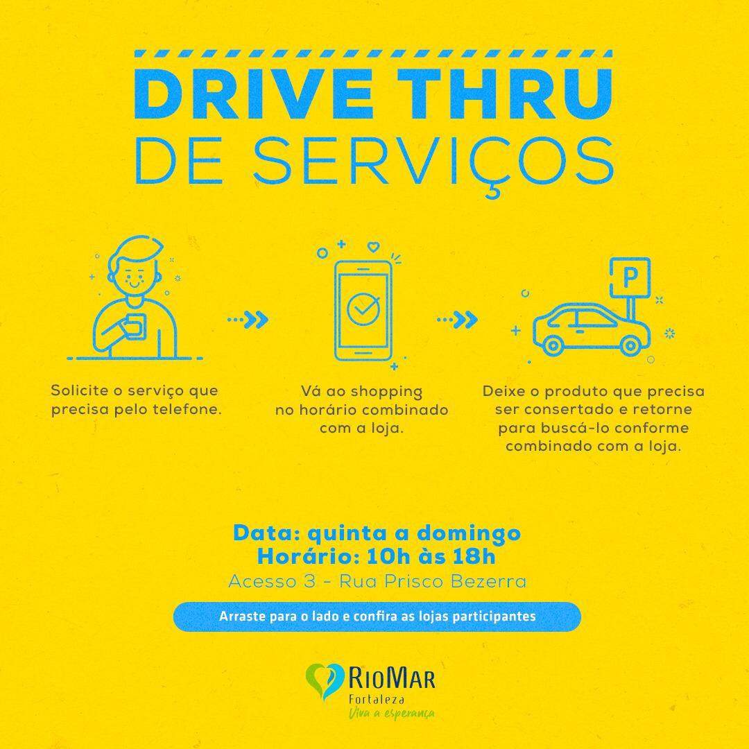 drive de serviços
