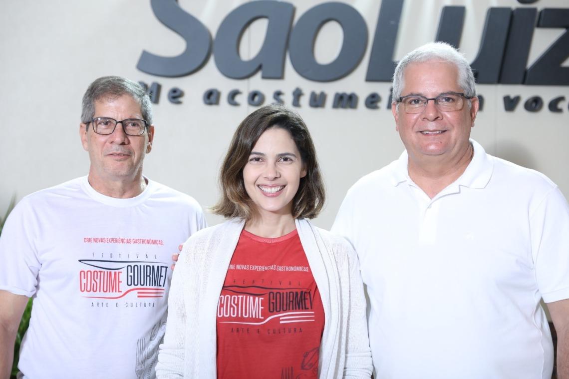 Severino Neto, Joana Ramalho, Luiz Fernando Ramalho