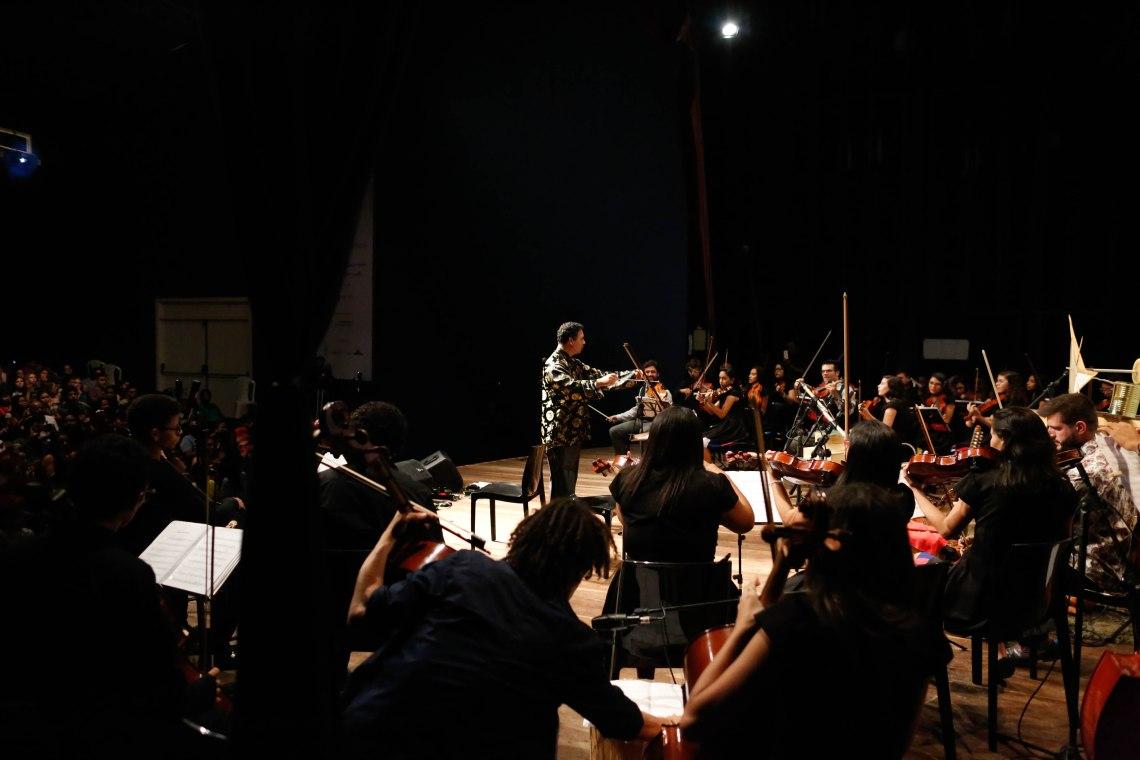 Foto Marina Cavalcante - Orquestra de Cordas